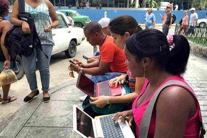 Từ hôm nay, người dân Cuba có thể sử dụng 3G trên điện thoại di động