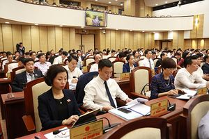 Danh sách 36 chức danh được HĐND TP Hà Nội lấy phiếu tín nhiệm