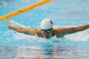 Môn Bơi bước vào ngày thi đấu cuối cùng