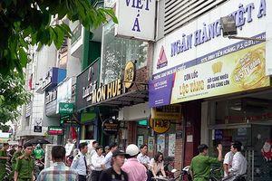 VietABank lên tiếng về vụ cướp ngân hàng tại TP.HCM