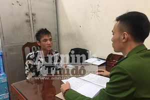 Khởi tố đối tượng giật hồ sơ trúng đấu giá đất tại huyện Thạch Thất