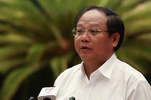 Đề nghị Bộ Chính trị, Trung ương thi hành kỷ luật ông Tất Thành Cang