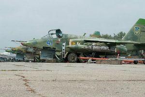 Nga nghi ngờ Ukraine bí mật nhận viện trợ khi phi đội Su-25 gia tăng đột biến