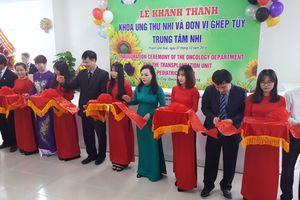 Bệnh viện TƯ Huế: Khởi công xây dựng Trung tâm Sản phụ khoa