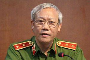 4 tướng công an, quân đội bị kỷ luật