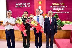 TT- Huế có Phó Chủ tịch tỉnh mới