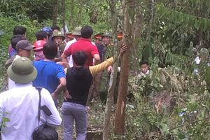Quảng Bình: Phát hiện một tử thi trên núi