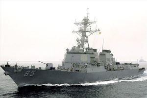 Nga 'chọc quê' tàu Mỹ