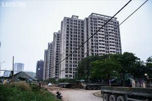 Ký túc xá nghìn tỷ bỏ hoang: Sở xây dựng Hà Nội phản hồi báo Lao Động