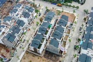 Cận cảnh khu nhà thấp tầng Green Pearl được cấp phép xây dựng 'vượt' thẩm quyền