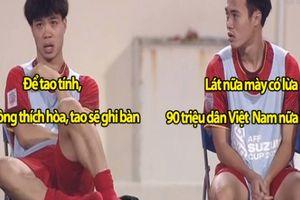 Công Phượng 'hết lừa' đưa đội tuyển Việt Nam vào chung kết