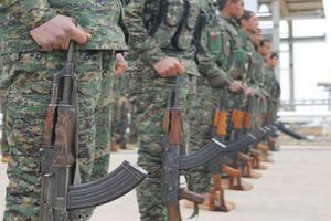 Mỹ bắt tay huấn luyện 40.000 chiến binh Syria để làm điều này