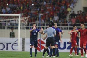 CĐV Philippines tố trọng tài Nhật Bản thiên vị ĐT Việt Nam