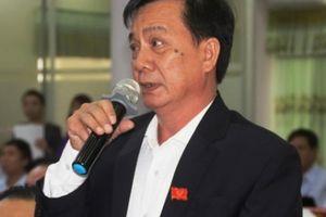 Giám đốc Sở TNMT Bình Định bị 'truy gắt' vụ DN xả thải gây ô nhiễm
