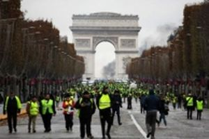 Chính quyền Pháp tăng cường lực lượng an ninh chống biểu tình bạo động