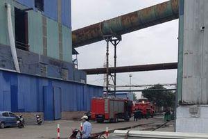 Nhà máy thép phát nổ, ít nhất 13 người bị thương