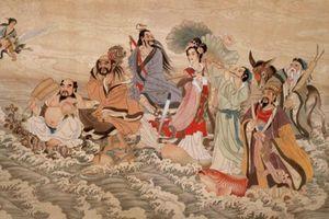 'Bát tiên' nổi tiếng trong truyền thuyết gồm những ai?