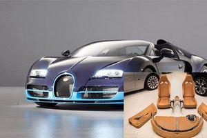 Choáng với nội thất Bugatti Veyron 'dùng chán' bán 3,5 tỷ