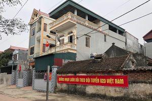 Bên trong ngôi nhà ấm áp của tiền vệ Quang Hải