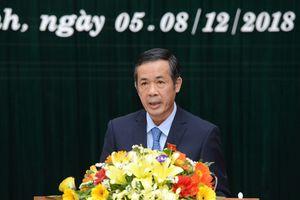 Quảng Bình có tân chủ tịch UBND tỉnh nhiệm kỳ 2016-2021