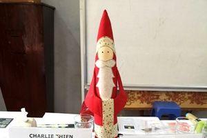 Hội chợ Giáng sinh phong cách Đức lần thứ 2 tại Hà Nội