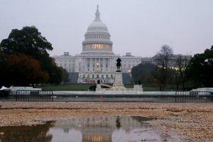 Quốc hội Mỹ thông qua dự thảo ngân sách ngắn hạn tránh đóng cửa chính phủ