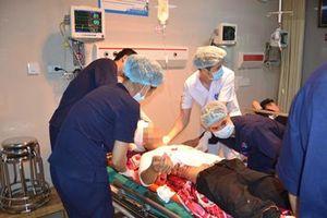 Phú Thọ: Liên tiếp xảy ra tai nạn do máy bóc gỗ