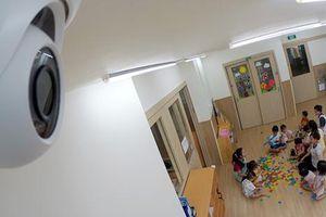 TP.HCM lắp camera tại nhóm trẻ tư thục ở khu công nghiệp, chế xuất