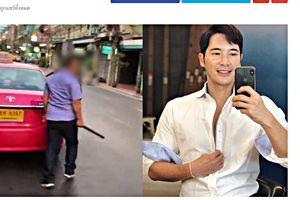 MC Hàn Quốc bị tài xế taxi đuổi khỏi xe giữa Bangkok