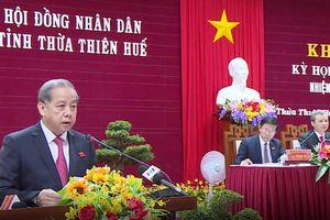 Thông qua Nghị quyết về đề án di dời dân ở di tích Kinh Thành Huế