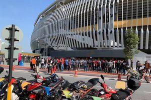 20.000 vé chung kết AFF Cup được bán hết trong 1 giờ ở Malaysia