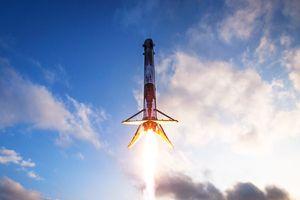 Gặp lỗi rơi xuống biển, liệu tên lửa đẩy của SpaceX còn được tái sử dụng?