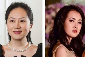 Vì sao chị em bà Giám đốc tài chính Huawei không mang họ cha?