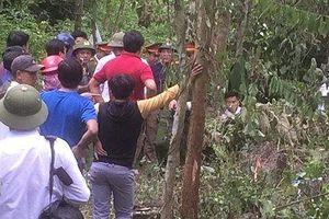 Quảng Bình: Phát hiện xác người chết khô trên núi