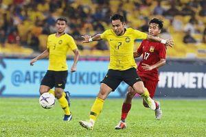 Trung vệ Malaysia muốn phục thù đội tuyển Việt Nam