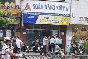 Đã phát hiện manh mối vụ dùng súng cướp Ngân hàng Việt Á