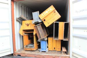 Thủ tục đưa hàng về bảo quản đối với sắt, thép phế liệu nhập khẩu