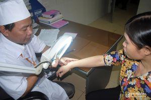 Nâng cấp Trung tâm Chống Phong - Da liễu thành Bệnh viện Da liễu Nghệ An