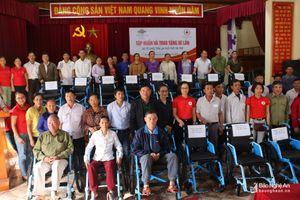 Những hoạt động thiết thực vì người nghèo, người khuyết tật