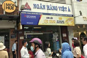 Điều tra vụ cướp tại chi nhánh Ngân hàng Việt Á ở TP HCM