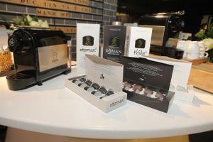 Trung Nguyên Legend giới thiệu sản phẩm mới: Viên nén cà phê rang xay
