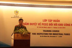 TP.HCM: Nâng cao công tác thẩm duyệt PCCC, đảm bảo an toàn phòng chống cháy nổ
