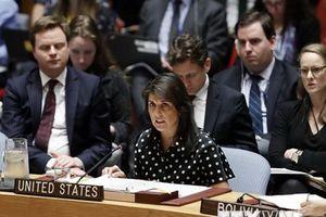 Liên hợp quốc không thông qua nghị quyết do Mỹ soạn thảo lên án Hamas