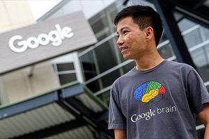 Chân dung kỹ sư người Việt bé nhỏ đang nắm giữ bộ não của gã khổng lồ Google