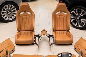 Diện kiến ghế ô tô được hét giá 3,5 tỷ đồng