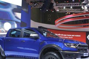 'Lính chiến' Ranger Raptor xuất hiện, Ford Việt Nam thăng hoa kỷ lục