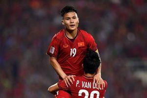 Quang Hải nhận được tiền thưởng 'khủng' sau trận thắng Philippines