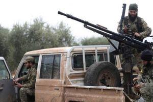 Đẩy lùi cuộc tấn công của khủng bố ở vùng đệm, quân đội Syria hạ gục loạt tay súng