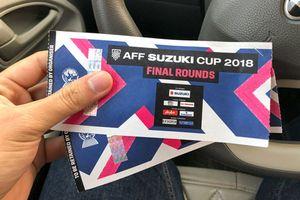 Ấn định thời gian bán vé online trận Việt Nam vs Malaysia