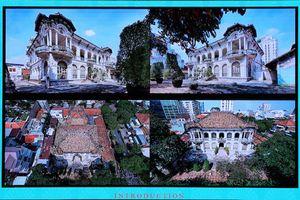 Giải mã bí ẩn lịch sử của căn biệt thự 35 triệu USD giữa lòng Sài Gòn